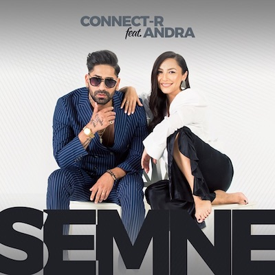 "Connect-R si Andra lanseaza piesa ""Semne"""